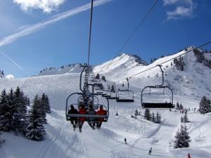 Praz de Lys Sommand station de ski Haute Savoie